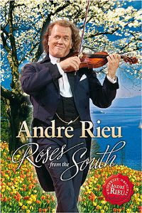 Cover André Rieu - Roses From The South [DVD]